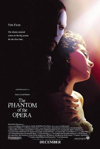 歌剧魅影1 2004版