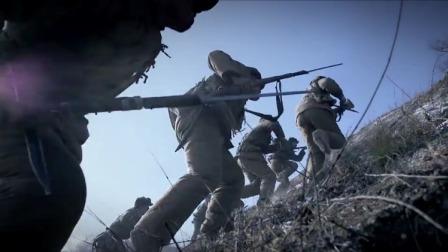 老班长孤身炸碉堡,刺刀拼起来,狭路相逢勇者胜!