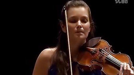 德彪西:美丽黄昏(Beau Soir),小提琴独奏:珍妮·杨森