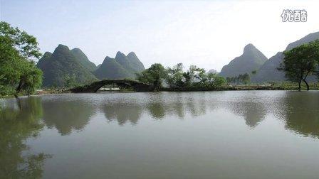桂林山水甲天下会仙春早漓江支流风景音画欣赏世界看中国之窗
