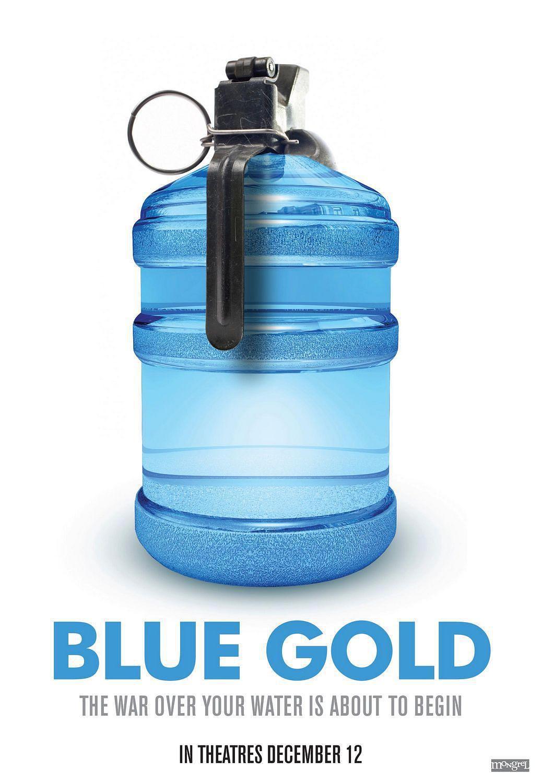 蓝色金脉: 世界水战争