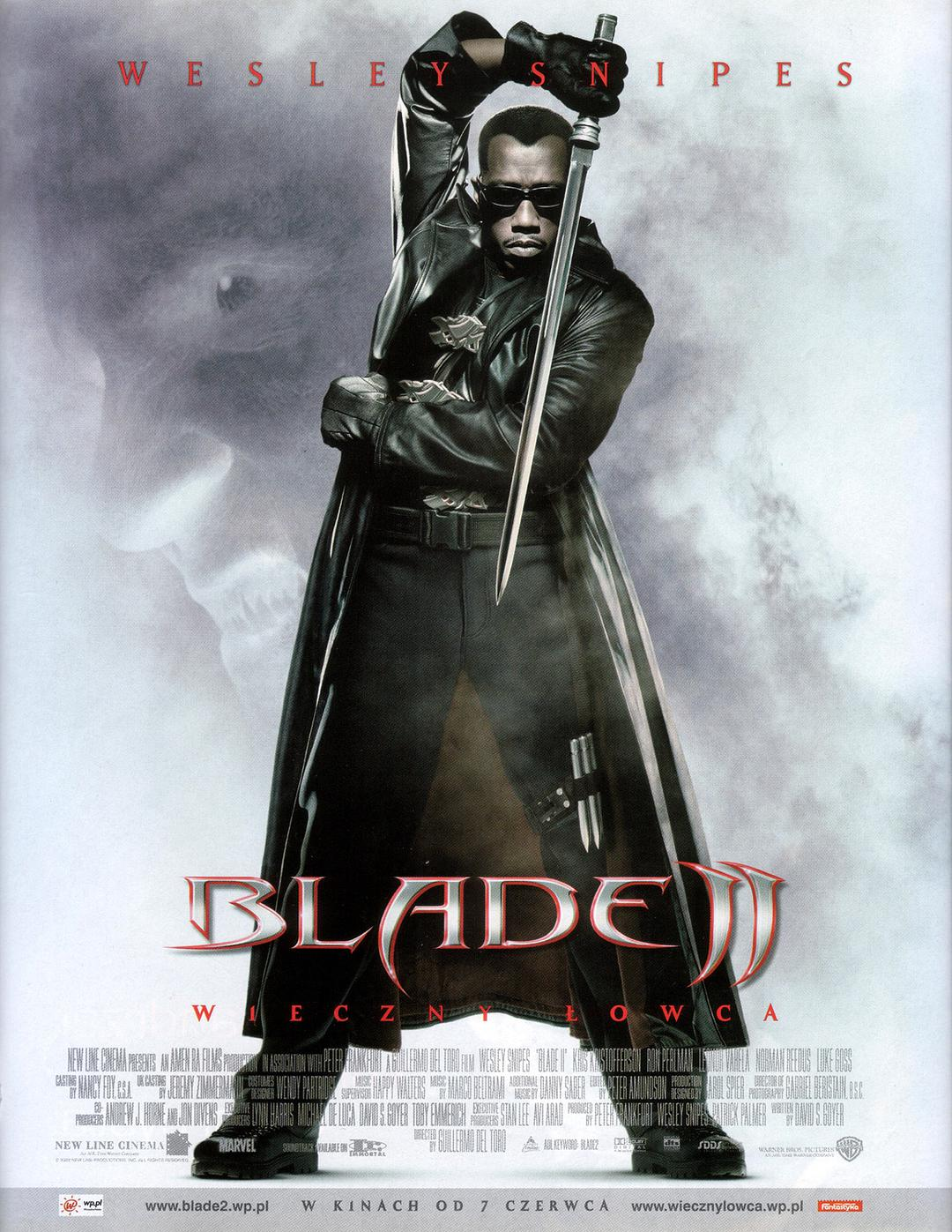 刀锋战士2(变种复活)