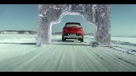 起亚KX3冰雪大片