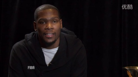 Kevin Durant talks about the FIBA Basketball World Cup