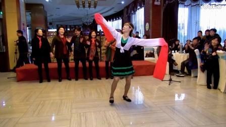 舞蹈  北京的金山上