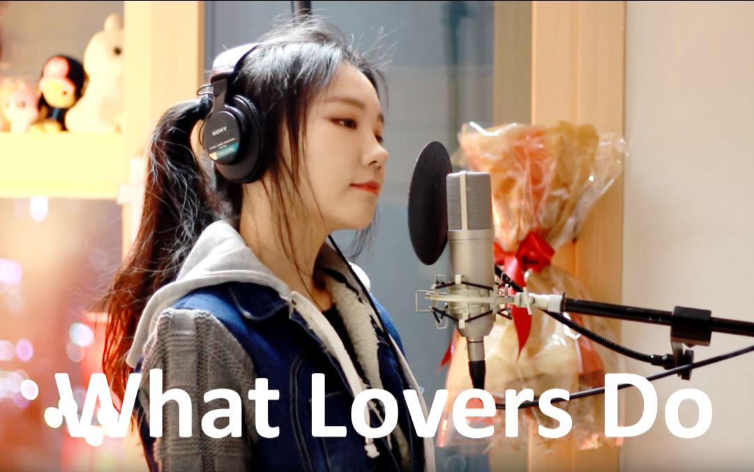 【J.Fla】Maroon 5 - What Lovers Do ┃Cover