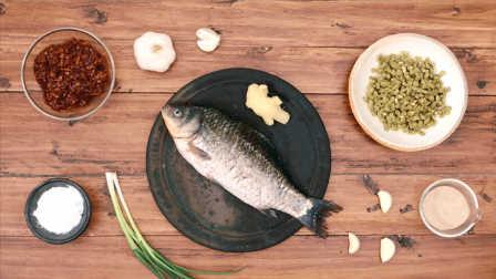 美食台|豆瓣鲫鱼