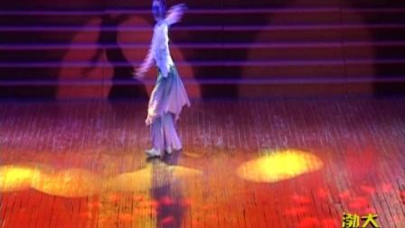 山歌团队十年校庆 高美田表演舞蹈——爱莲说(2013)