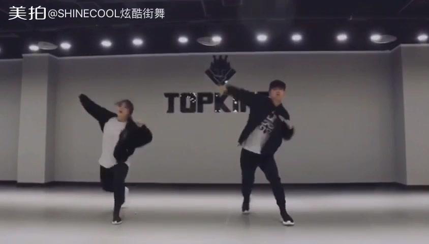 【top king】简单好看的hiphop