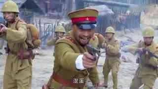 《硬骨头之绝地归途》文龙舍身救安娜,老刀击毙狙击手