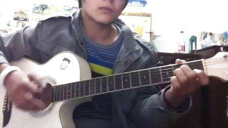 老男孩 吉他教学视频