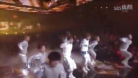 [Full HD] 121021 TVXQ - Catch Me_人氣歌謠(360p)