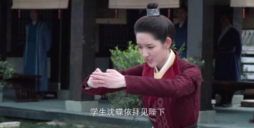 《长安少年行》-第2集精彩看点 尚艺馆考试,沈依依得头名
