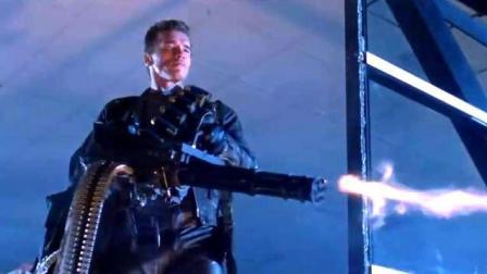 电影《终结者2》钢铁机器终于懂得了人性, 再也不滥杀无辜了