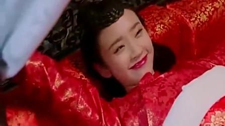 独步天下:大婚当晚,皇太极让东哥成为他真正的女人,好甜蜜