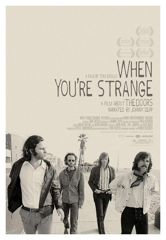 当你觉得陌生