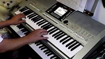 电子琴演奏    女儿情