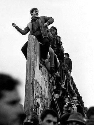 推倒柏林墙