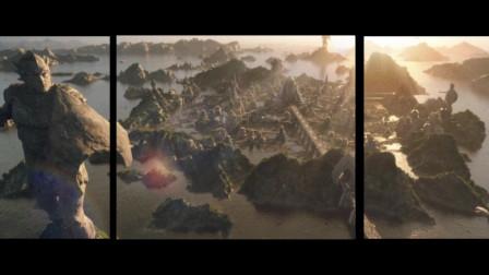 裸眼3d《海王》2020年了,谁看3d还带眼镜啊