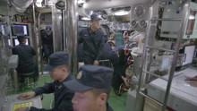 《深海利剑》难得一见!我国海军潜艇内部