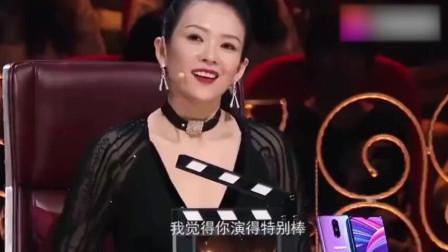 《我就是演员》章子怡点评阚清子:您来干什么了?徐铮看不过怒怼