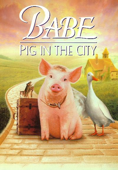 小猪宝贝2(小猪进城)