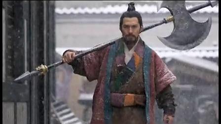 《隋唐演义》人物篇之王力可饰杨玉儿