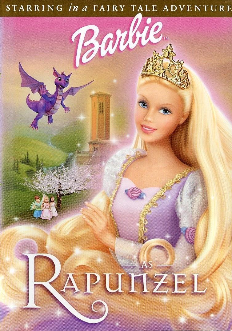 芭比娃娃(长发公主)