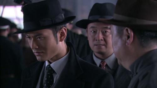 《新上海滩》-第10集精彩看点 翰林奋勇救程程 激怒绑匪反成拙