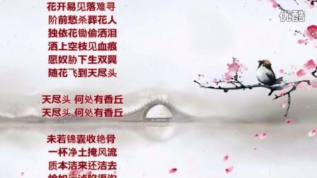 [怀旧经典][龚玥]葬花吟