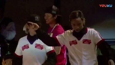 """连续两轮""""干掉""""日本选手, 《热血街舞团》肖杰首个世界冠军"""