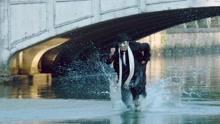 跳水失火海市蜃楼 真是魔都怎么都那么奇怪