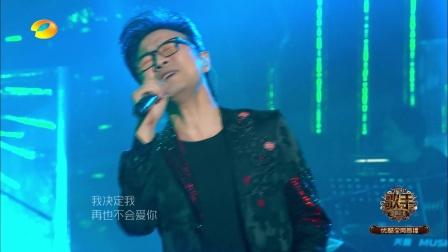 歌手 2018 汪峰《再也没有》首次尝试说唱惊艳全场