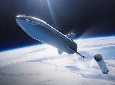 "SpaceX""星际飞船""原型SN15"