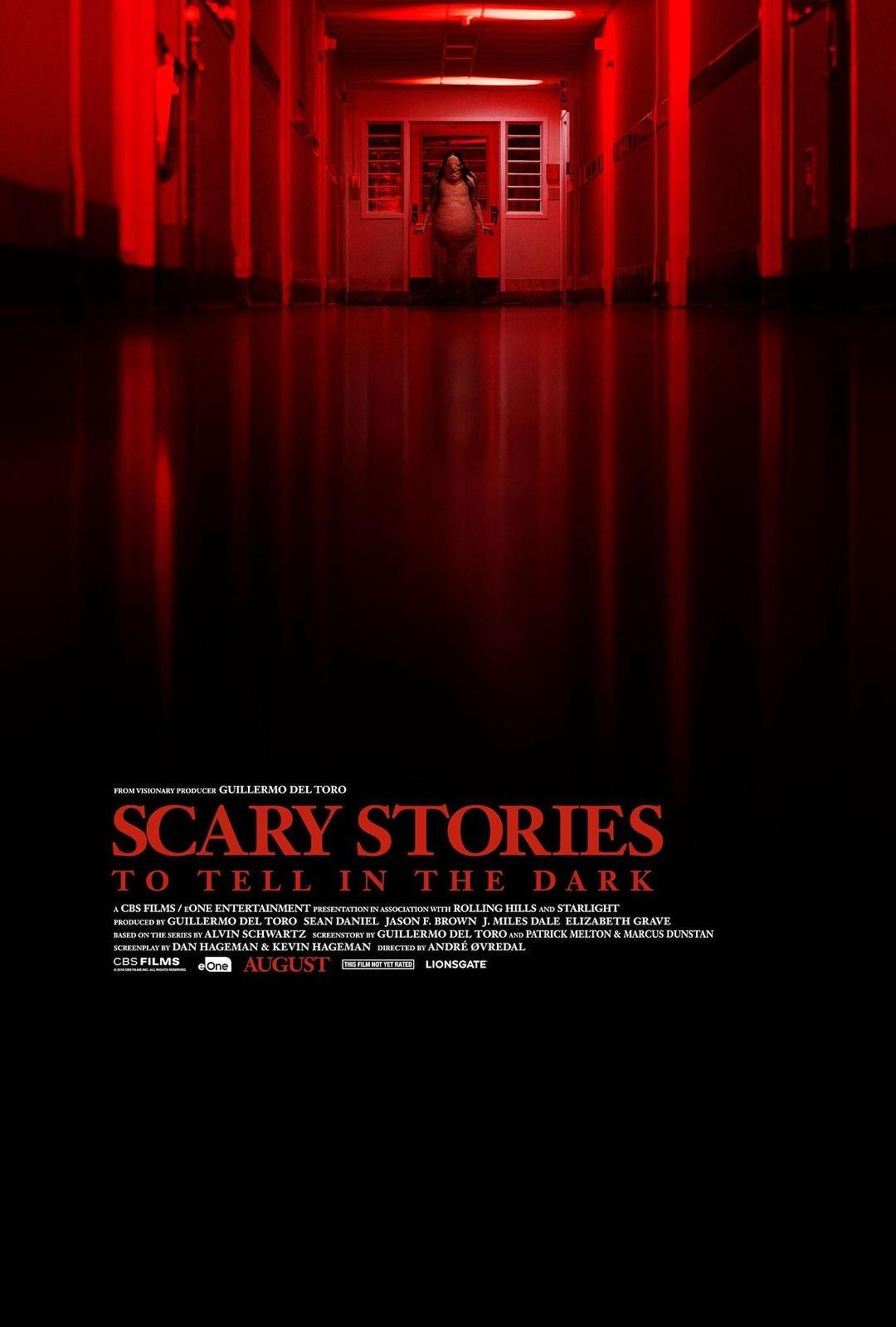 在黑暗中讲述的恐怖故事-电影-高清在线观看-百度视频