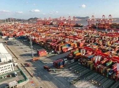 1-10月份中国物流总额