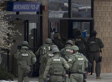 哥伦比亚发生枪击事件
