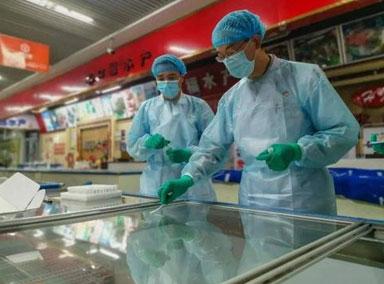 进口冷链食品核酸检测阳性!