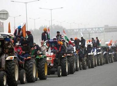 印度举行共和国日阅兵