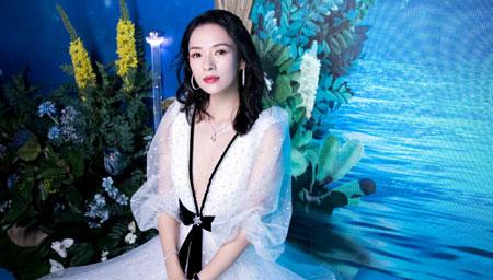 越南模特撞脸章子怡