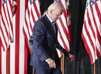 拜登就任总统后日美首脑举行首次电话会谈