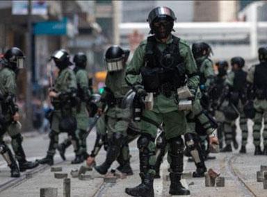 美在俄煽动暴力 俄外交部质问美使馆