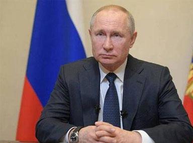 普京发出警告:疫情加剧全球紧张局势