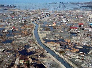 南极强震后智利又发5.7级地震