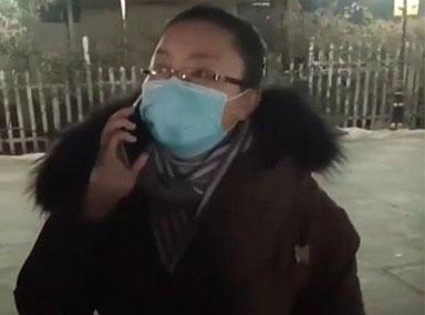 """女子不配合防疫登记 打电话找""""卢书记"""""""