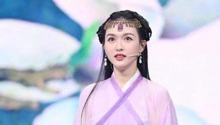 """唐嫣:再扮紫萱""""爷青回"""""""