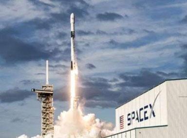 美国SpaceX星际飞船原型机SN10