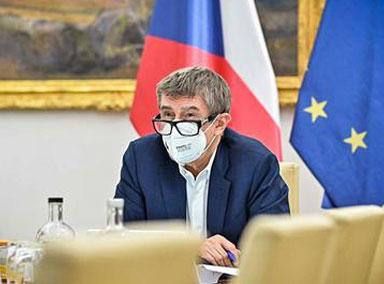 捷克总统请求中国提供新冠疫苗
