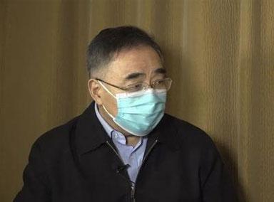 张伯礼:3月底国内疫情会大大好转