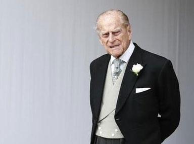 英国菲利普亲王成功接受心脏手术